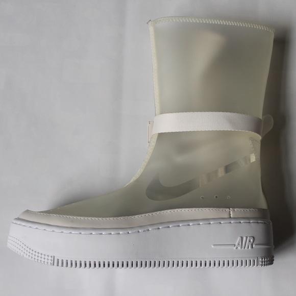 New Nike Women Air Force Sage Hi Lx